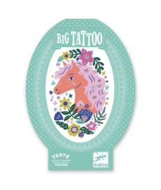Tattoos - Big Tattoo Paard  6 jr. +