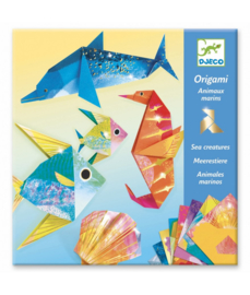 DJECO Origami zeedieren  7 jr. +