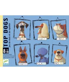 DJECO Kaartspel - Top Dogs -  8 jr. +