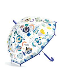 DJECO Paraplu - Vissen - 4 jr+