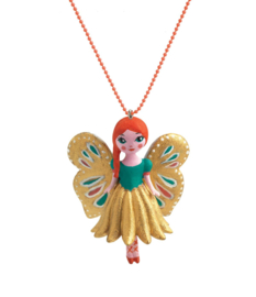 DJECO Ketting Lovely Fairy - Butterfly - 4 jr+