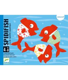 DJECO Kaartspel - Spidifish -  4 jr. +