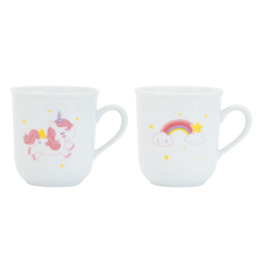 Thirs-tea: Unicorn - kleine thee mokken van A Little Lovely Company