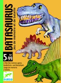 DJECO Kaartspel - Batasaurus -  5 jr. +