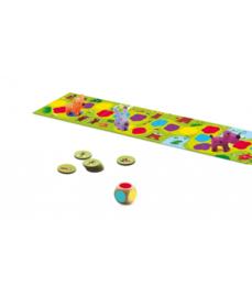 DJECO Toddler Game - Little Circuit  2,5 jr.  +