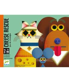 DJECO Kaartspel - Cheese rescue -  7 jr. +