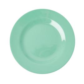 RICE melamine lunchbord - emerald green
