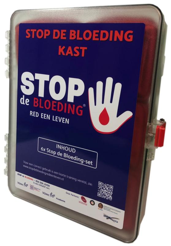 Stop de Bloeding Wandkast