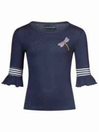 Shirt Tess Navy blue