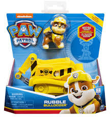 Paw Patrol Rubble Bulldozer