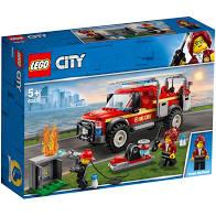 60231 Lego City Reddingswagen