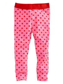 Legging. Eefje, Poppin Pink Dots