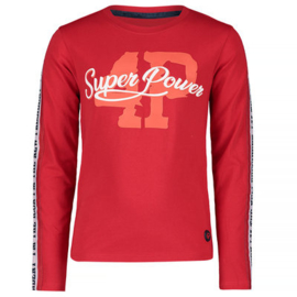 Longsleeve Lyle Red