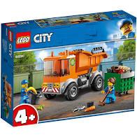 60220 Lego City Vuilniswagen