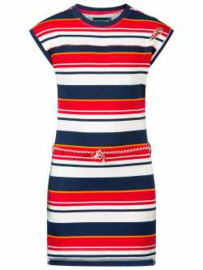 Jurk Randy Red Stripes