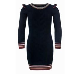 Gebreide slim-fit jurk