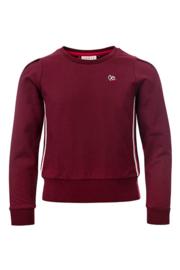 Sweater, Burgundy