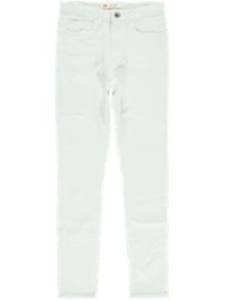 Levi's Jeans white hige rise 720