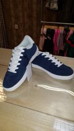 Sneakers Dark Blue