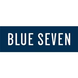 Afbeeldingsresultaat voor blue seven kleding logo