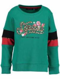 Sweater donker groen