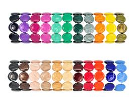 bracelets resin