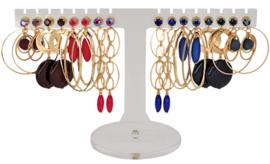 EH801 - Earhooks display 8 pairs