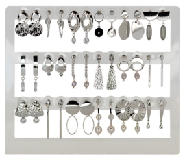 DIS18S - Earhooks display 18 pairs