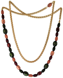 RCH2 - necklace 80cm or 40cm - login to choose length and color.