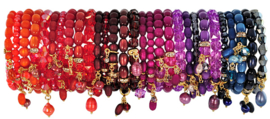 0701 - refill of 5 bracelets in same color (login to choose color)