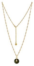 CH06 - chain necklace - 50 cm