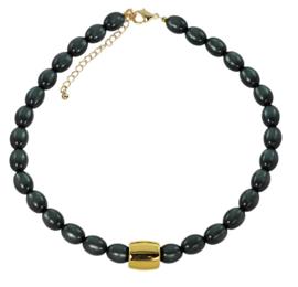 M1BOX - bracelet + necklace model M1 in box - login to choose color.