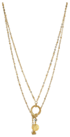 CH07 - chain necklace - 65 cm