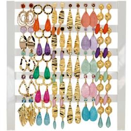 Earhooks Displays 30 pairs