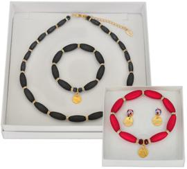 B2BOX - sets necklace-bracelet-eh