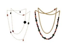 Chain necklaces & bracelets