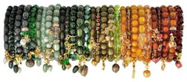 0702 - refill of 5 bracelets in same color (login to choose color)