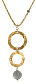 CH12 - chain necklace - 90 cm