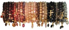 0703 - refill of 5 bracelets in same color (login to choose color)