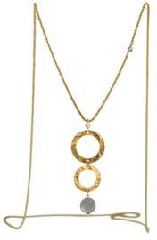 CH12 - chain necklace - 90 cm