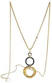 CH11 - chain necklace - 90 cm