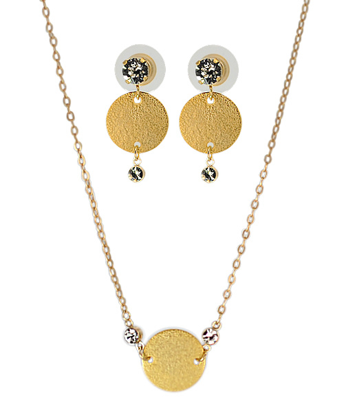 CH02 - chain necklace - 40 cm