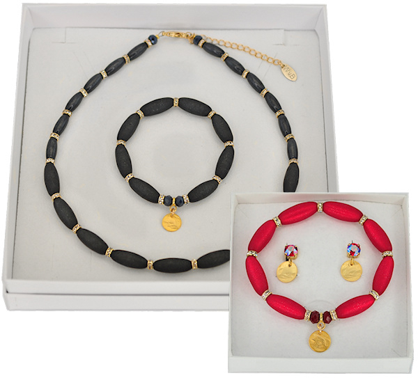 B2BOX - sets necklace-bracelet-eh