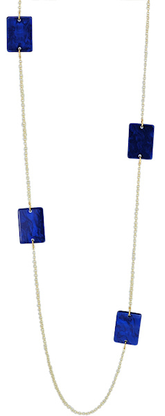 CH4 - chain necklace in gift box - 90 cm