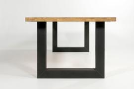 """Tisch """"Modern classics - nature"""" Gestell U"""