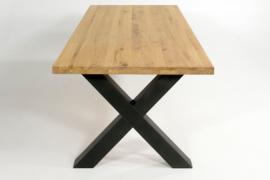 """Tisch """"Modern classics - nature"""" Gestell X"""