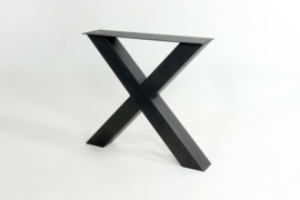 "Tischgestell ""Basic-X"" im Set"