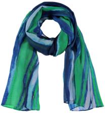 SAMOON | Sjaal met strepen