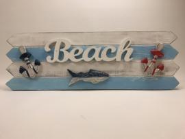 Beach bord 3D 20x60 cm