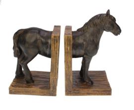 Boekensteun set Paard 25x11,5x20cm